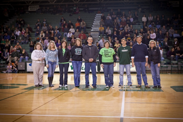 Jenison Public Schools Athletic Boosters, JPS volunteer dinner