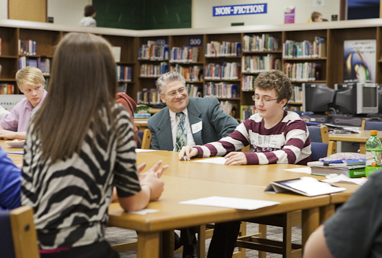 Jenison High School, Jenison Junior High, Technology Forums