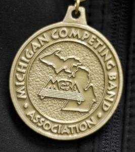 Michigan Competing Band Association, Jenison High School, Jenison Public Schools