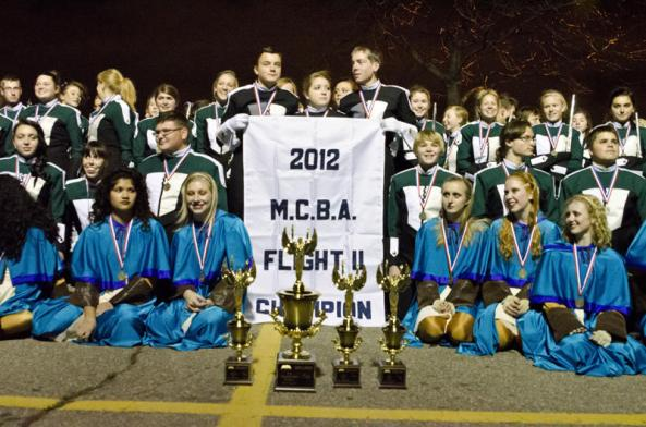Jenison Public Schools, Jenison Band, Jenison High School, Band Championships