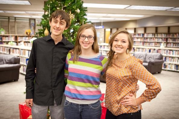 Jenison High School, NHS, Community Giving