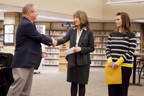Jenison Public Schools, Jenison Special Education Program, Mary Pollack, Tom Ten Brink