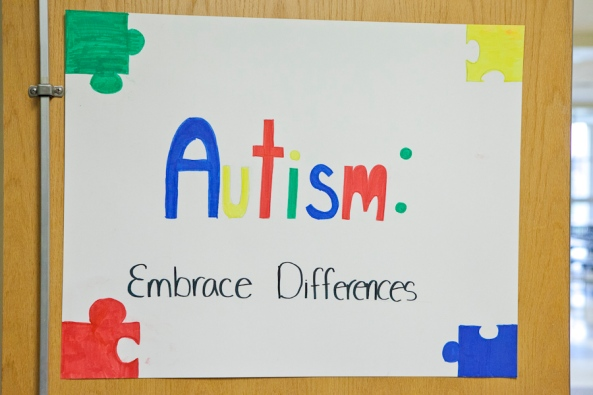 Jenison Junior High, LINKS program, autism