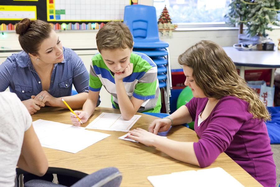 Jenison Junior High, LINKS program, autism