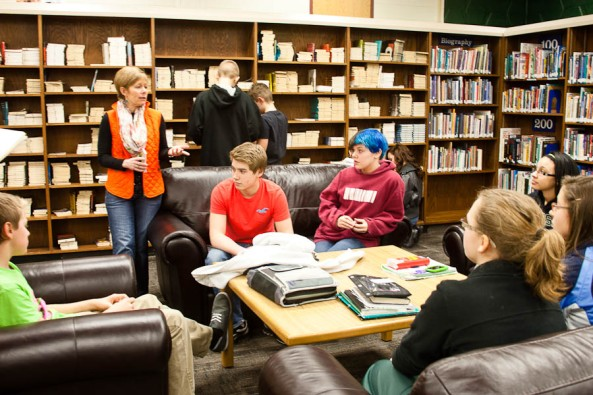 Jenison Junior High, Teen Leadership Class, Poverty Challenge