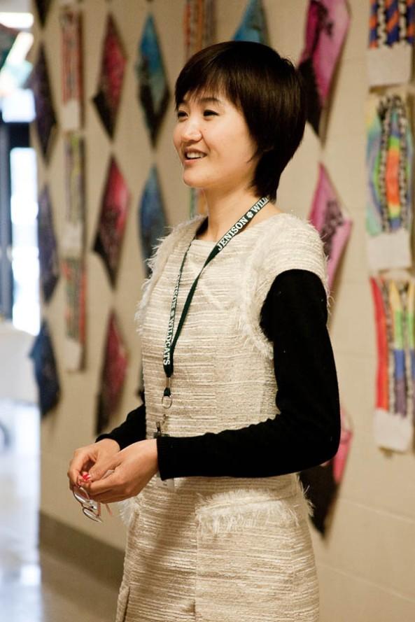 Jenison Public Schools, Chinese teachers, JIA