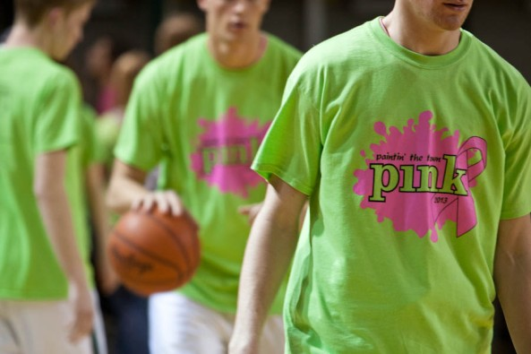 Jenison High School, Jenison Pink Out, Jenison Public Schools