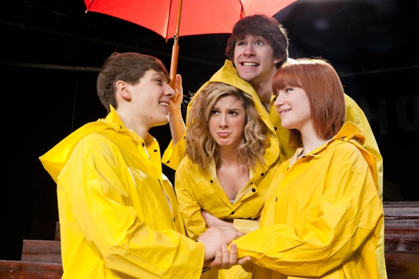 Jenison High School, Singin' In The Rain, Jenison Thespians