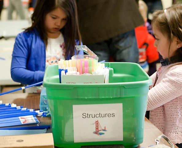 Jenison Public Schools, Bursley Elementary, GVSU, teacher education, Science Night