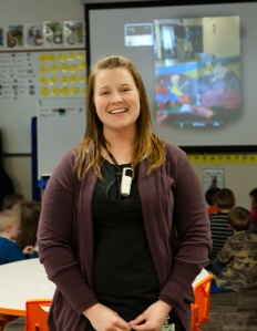 iPads, technology in schools, Early Childhood Center, Jenison Public Schools