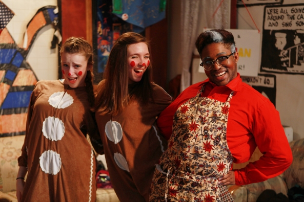 Hansel & Gretel, Missoula Children's Theatre, Preston-Joseph Woods, Taylor Peters