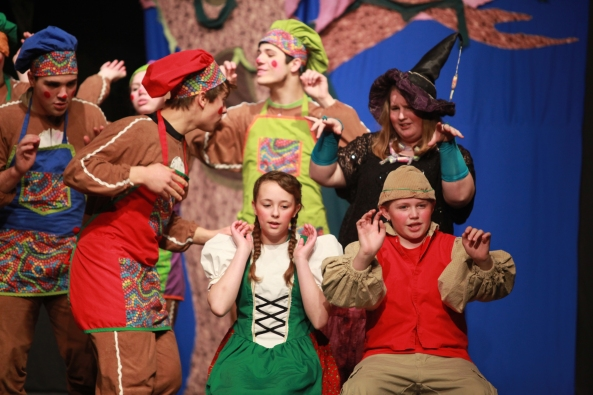 photo of Missoula Children's Theatre, Hansel & Gretel, Jenison Public Theatre