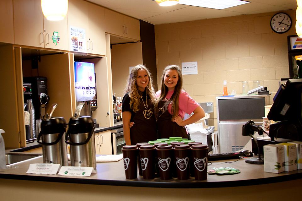 Jenison High School, Jenison Public Schools, Green Bean Coffee Shop
