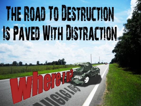 Jenison High School, Distracted Driving, Ottawa County