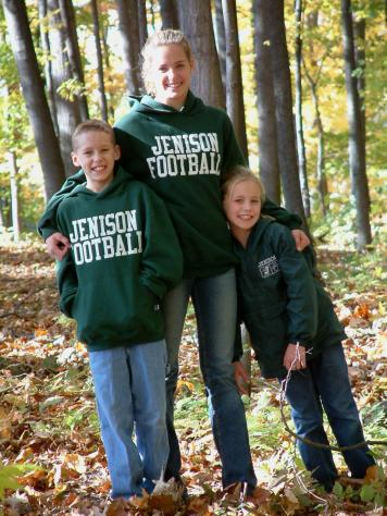 Stoll family, jenison pubic school, venison