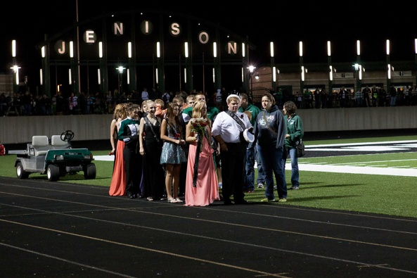 HomecomingCourt, Jenison High School Homecoming, parade
