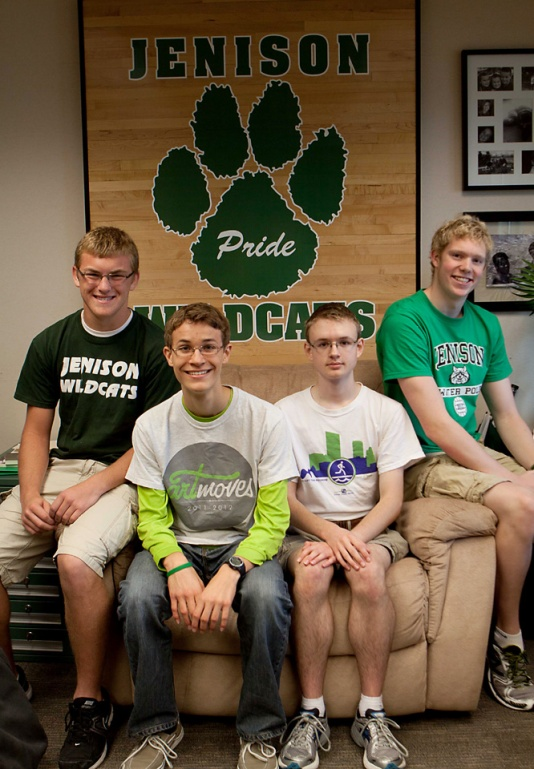 national merit finalists, jenison high school, jenison public school