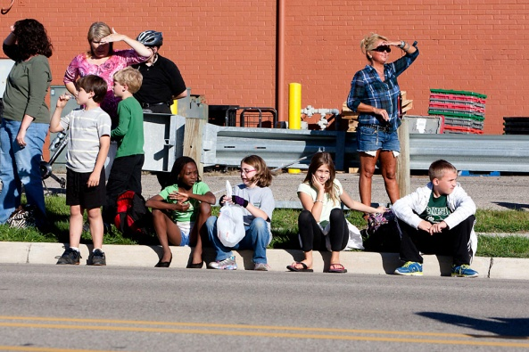 Jenison High School Homecoming, parade