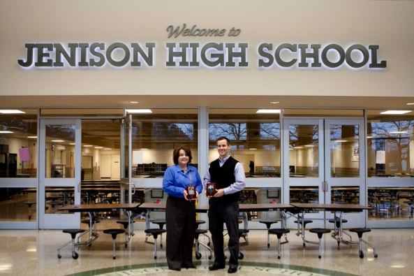 Jenison High School, veterans