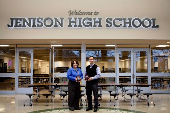 Jenison High School, veterans