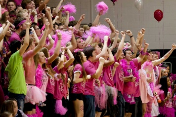 PINK OUT pride!