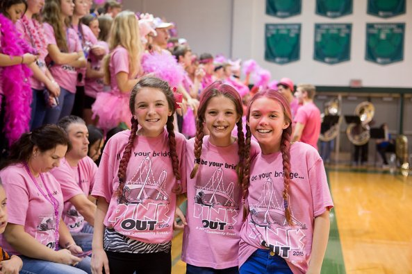 View More: http://staceyclackphotography.pass.us/jenison-pink-out