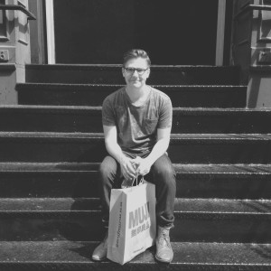 Caleb Van Dyke - Headshot