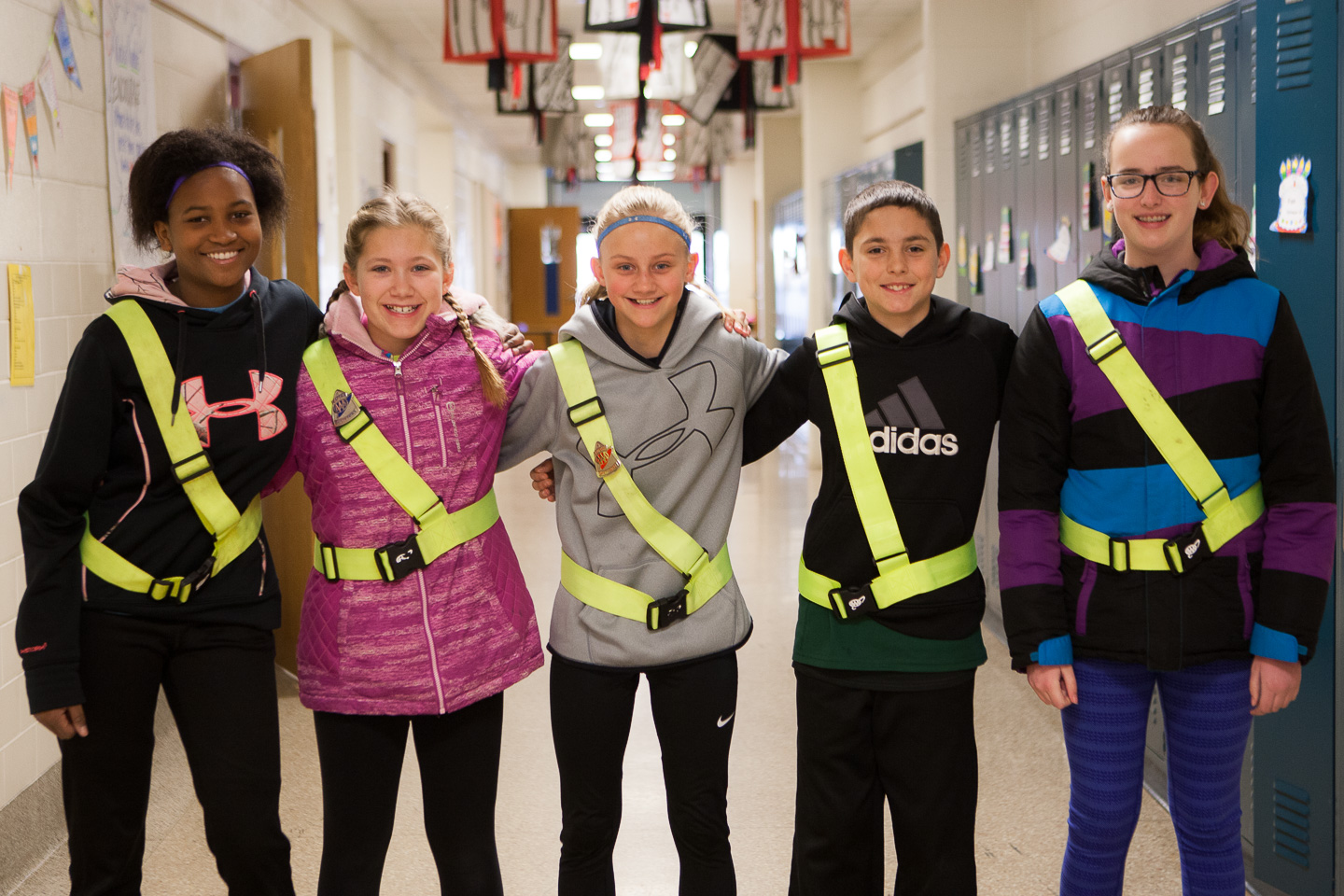 6th Graders Return from Camp at Noon on Friday | Salt Creek Elementary